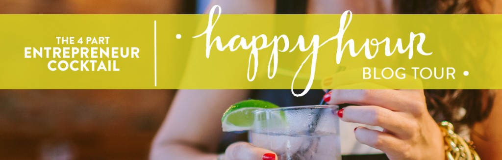 Hilary Rushford Happy Hour Book Tour