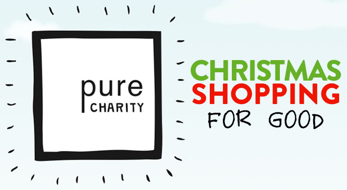 Pure Charity for Sole Hope :: Let's #InfluenceHope