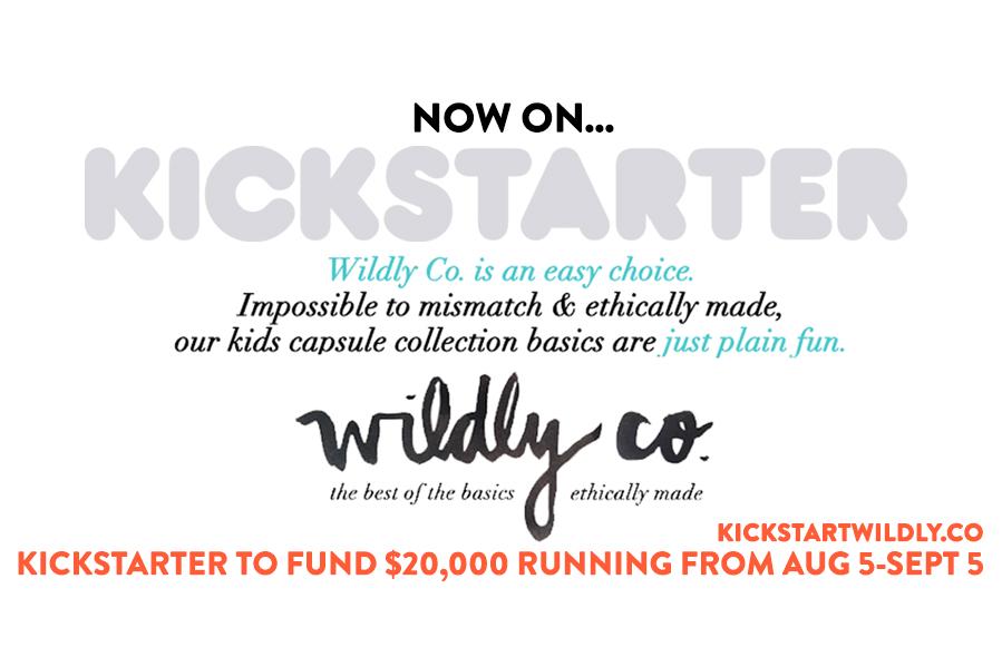 kickstart wildly