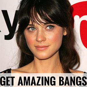 how to get great bangs